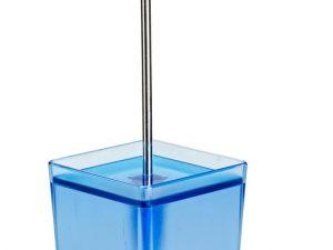 Escobillero azul