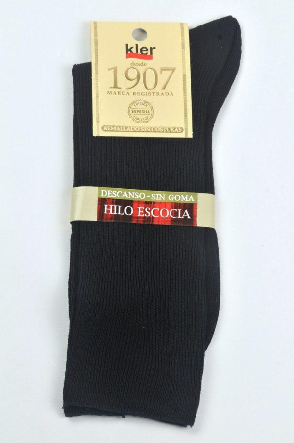 Calcetín negro