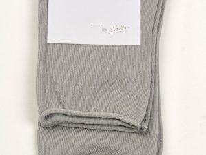 Calcetín gris
