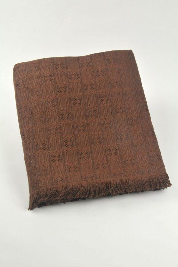 Jarapa marrón