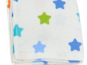 Toalla estrellas