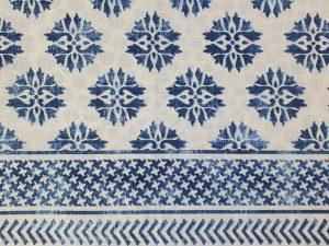 Funda Nórdica MatrimonioBisau Azul