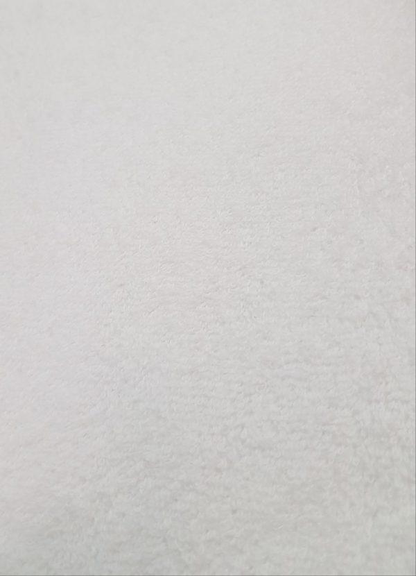 Rizo blanco por metros