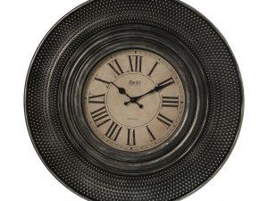 Reloj de pared de resina