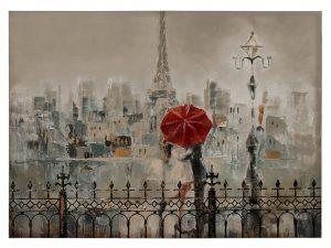 Cuadro lienzo París