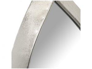 Espejo Metal Gota Plata