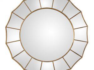 Espejo redondo decorativo