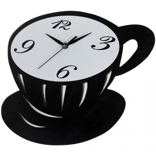 Reloj de cocina taza