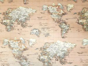 Loneta mapa mundi camel