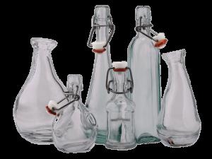 Cristalería y Botellas