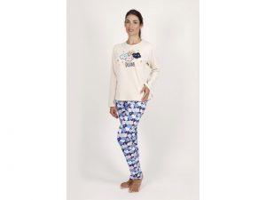 Pijama Invierno Mujer Dreams