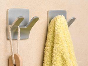 Colgadores de toalla