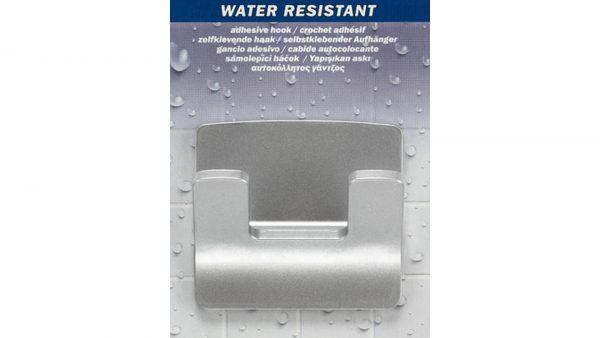 Percha resistente agua doble