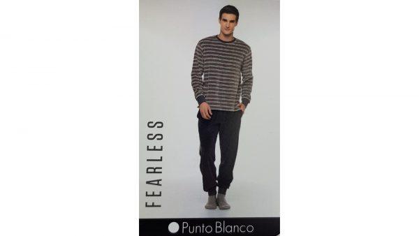 Pijama Tercipelo Hombre 34202-70