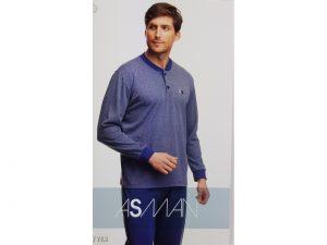 Pijama Invierno Hombre 7406