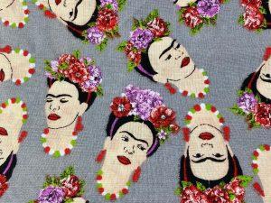 Frida Kahlo gris