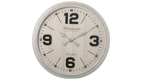Reloj Acrílico Blanco ø70