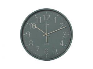 Reloj Silencioso Azul
