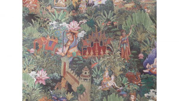Tela Loneta Buda
