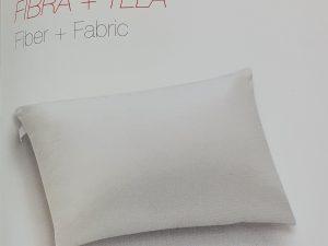 Relleno cojín rectangular fibra