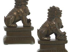 Set Figuras dos leones